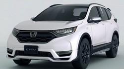 Honda CR-V Custom: Thêm phần thể thao