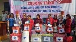 Quảng Ninh: Ngày đông, mang áo ấm và sức khỏe cho người nghèo