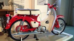 Nhìn lại cây tiến hóa Honda Super Cub qua nửa thế kỷ