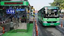Cận cảnh trạm trung chuyển xe buýt hiện đại ở trung tâm TP.HCM