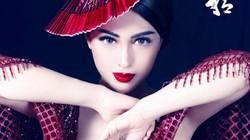 """Hot girl """"Đại gia chân đất"""" bí ẩn và quyến rũ với phong cách Geisha"""