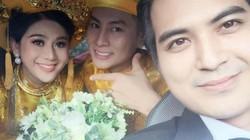 """Dàn sao """"khủng"""" xuất hiện trong đám cưới Lâm Khánh Chi với chồng trẻ"""
