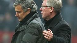 Sir Alex nói gì về chiến thuật của Mourinho ở M.U?