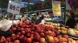 Trái cây nhập khẩu từ Thái Lan cũng chứa đủ thứ chất cấm