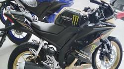 Yamaha R15 v3.0 độ màu về đại lý giá 57,84 triệu đồng