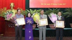 Đảng bộ Cơ quan T.Ư Hội NDVN: Khen thưởng 3 tập thể, 43 cá nhân