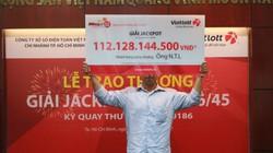 Kết quả Vietlott ngày 29.12: Lần thứ 4 chủ nhân giải Jackpot ẵm hơn 100 tỷ đồng
