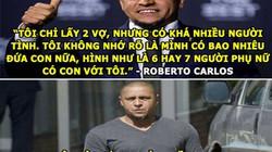 """ẢNH CHẾ HÔM NAY (30.12): Carlos thành siêu huyền thoại """"đá sân nhỏ"""""""
