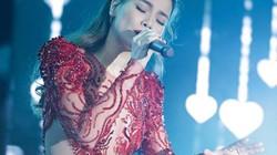 Nhìn lại một năm thăng tiến trong âm nhạc và tình cảm của Hà Hồ