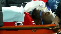 Clip: Va chạm kinh hoàng, Lukaku bất tỉnh ngay trên sân