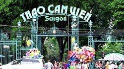 Khuyến khích dùng phương tiện công cộng tham quan Thảo Cầm Viên Sài Gòn