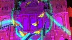 Mãn nhãn với màn trình diễn ánh sáng 3D không thể rời mắt giữa trung tâm TP.HCM