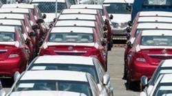Ô tô nhập khẩu tiếp tục đổ dồn về nước