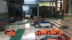 Sóng thần khiến 1.200 người chết ở Indonesia: Cả ngôi làng biến mất