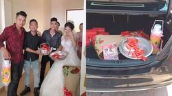 Món quà cưới thời bao cấp của hội bạn thân khiến cô dâu chú rể cười ra nước mắt