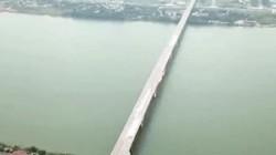 Cận cảnh phá sập cây cầu dài 1.500m chỉ trong 3 giây