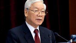 Tổng Bí thư: Chiến lược kinh tế biển Việt Nam là hết sức quan trọng