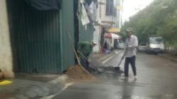 Hà Nội: Công trình không phép mặc sức thi công ở phường Yên Phụ