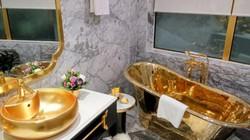 """Đại gia Đường """"bia"""" ra mắt 3 dự án khách sạn 6 sao dát vàng"""