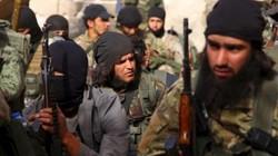 Mỹ: khủng bố IS ở Syria bị vây chặt, đang tuyệt vọng cùng cực