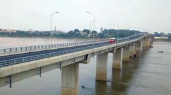 Toàn cảnh cầu 1.400 tỷ nối Hà Nội và Phú Thọ trước ngày thông xe