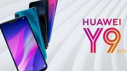 """Trình làng Huawei Y9 2019 """"khủng"""" ngang iPhone Xs Max"""