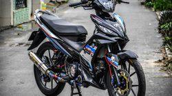 Quá đẹp Yamaha Exciter độ đồ chơi hay, dàn áo BMW cực chất
