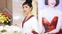 Hoa hậu Giáng My nhẹ nhàng thanh lịch dự sự kiện