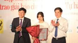 Lễ trao giải báo chí toàn quốc Tự hào ND Việt Nam 2017- 2018