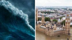 London, Bangkok có thể bị ngập chìm trong nước biển