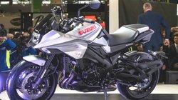 Cận cảnh 2019 Suzuki Katana 3.0 tái hiện huyền thoại một thời