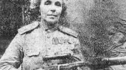 """Chân dung """"nữ tướng bắn tỉa"""" 48 tuổi của Liên Xô trong Thế chiến 2"""