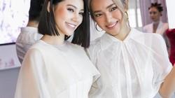 """Tiểu thư nhà giàu Jolie Nguyễn đọ sắc vóc bên hội chị em """"sang, xịn, mịn"""""""