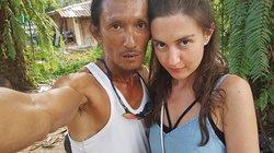 """Thái Lan: """"Người hang động"""" gây bão vì thu hút nữ du khách xinh đẹp"""