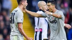 """CLIP: Ronaldo """"nổ súng"""", Juve lập nên kỷ lục chưa từng có"""