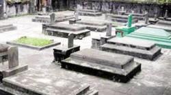Hoang lạnh khu mộ địa thái giám với cái chết khác người