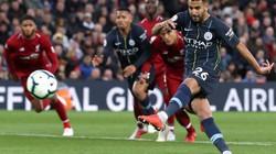 """CLIP: Mahrez thành """"tội đồ"""", Man City hụt chiến thắng trước Liverpool"""