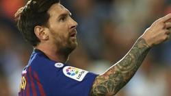 """CLIP: Messi lập công, Barcelona vẫn bị Valencia """"cưa điểm"""""""