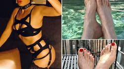Người phụ nữ kiếm nghìn đô mỗi năm nhờ đăng ảnh chụp đôi chân trên mạng