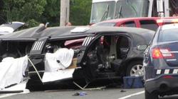 Xe limousine mất lái gây tai nạn kinh hoàng, 20 người chết