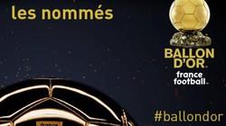 France Football công bố danh sách 30 ứng viên tranh QBV 2018