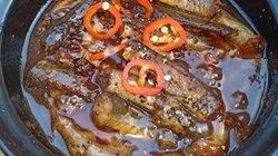 Cá kèo kho tiêu đậm đà, ngửi mùi từ xa đã nuốt nước miếng