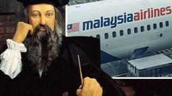 Nhà tiên tri Nostradamus từng dự đoán về thảm kịch MH370?