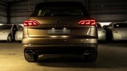 Volkswagen Touareg 2019 cập cảng chuẩn bị chính thức ra mắt thị trường