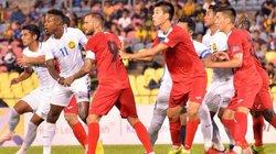 4 đối thủ của ĐT Việt Nam cùng thua trong 1 ngày