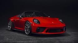 Siêu phẩm Porsche 911 Speedster sắp ra thị trường