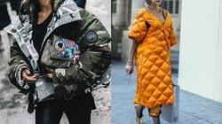 Nhẹ tênh lại ấm tuyệt đối, nhưng áo phao mặc thế nào cho đẹp?