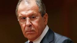 """Ngoại trưởng Nga tuyên bố """"rắn"""" về căng thẳng với phương Tây"""