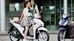 Xe tay ga Honda Vision đang được người Việt chuộng nhất