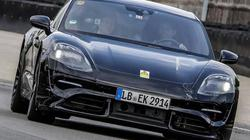 Porsche Taycan có giá nằm giữa Cayenne và Panamera